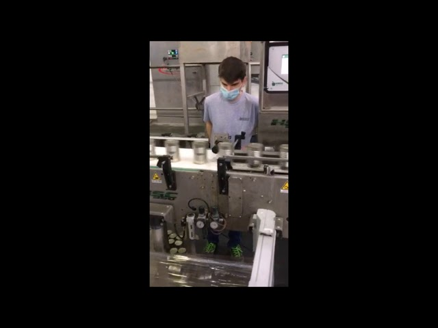 Nemesis έλεγχος βάρους υψηλής ταχύτητας με απόρριψη Κιοκπάσογλου L.I.T. Solutions