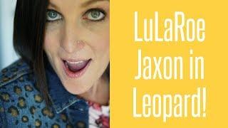 LuLaRoe Jaxon Jacket in Leopard Print!