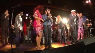 NY Blues Hall of Fame Induction Ceremony w Bobby Harden @ BB Kings, NY 08/04/13  Pt 38