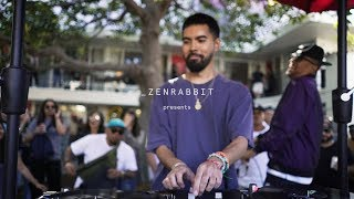 08.26.18 Miles Medina LIVE! at DJ Jazzy Jeff's Pool Party in San Francisco