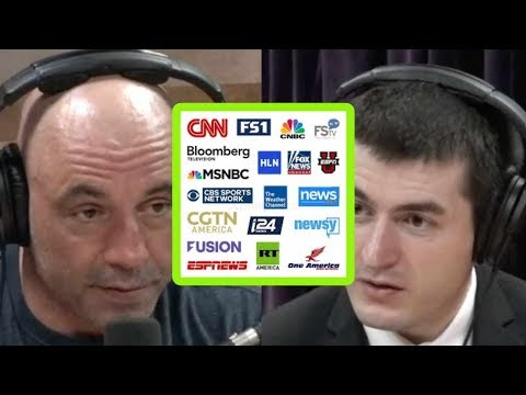 Lex Fridman and Joe Rogan Debate Media Objectivity
