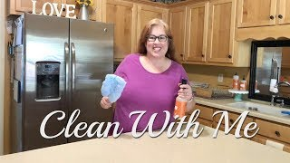 Clean With Me   Speed Clean   Cleaning Motivation