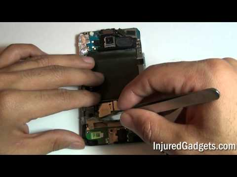 HTC Inspire 4G / Desire HD Touch Screen Glass Digitizer & LCD Display Repair Replacement Guide
