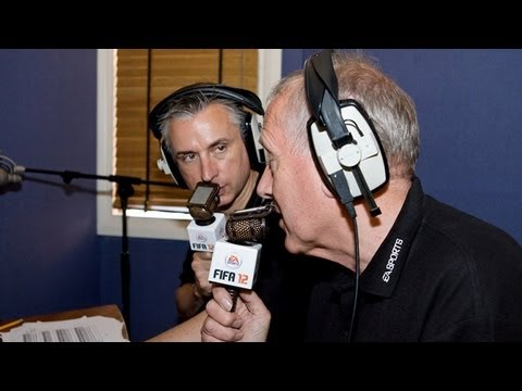 FIFA 12 | Interview With Martin Tyler and Alan Smith