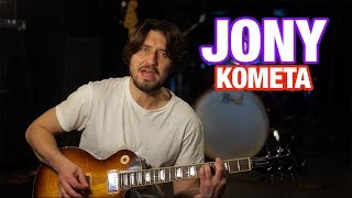JONY КОМЕТА Кавер на Гитаре от Nikita Shiva видео