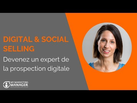Digital & Social Selling : devenez expert en prospection digitale | Salon Monaco Business 2018
