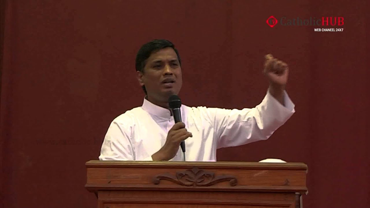 Healing Prayers (Fr.Cyril) SVD, St.Mary's School (Secunderabad) 17-11-2013