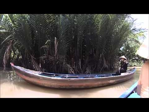Vietnam 2015 - Upper Mekong Delta Day Trip from Ho Chi Minh City (TNK Travel Tours)