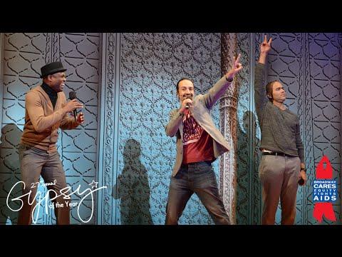 Lin-Manuel Miranda, Wayne Brady Battle in Freestyle Rap