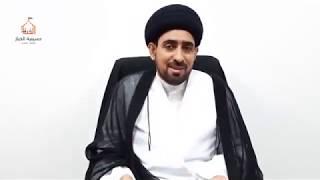 شخص يقول للنبي محمد صلى الله عليه و آله وسلم بأنه منافق - السيد حسن الخباز