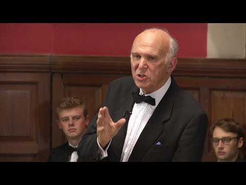 No Confidence Debate | Sir Vince Cable MP | Proposition (5/8)