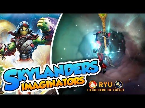 Nuestro propio Skylander! - #01- Skylanders Imaginators con Naishys
