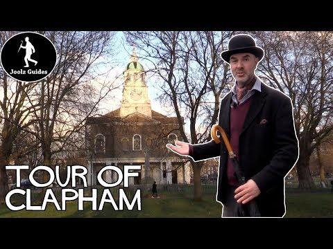London Clapham Walking Tour