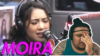 Moira Dela Torre - You Are My Sunshine [MUSIC REACTION]