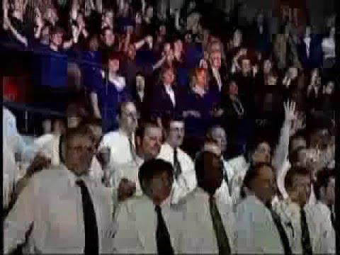 영적인 깡패 목사 베니힌Benny Hinn Let The Bodies Hit The Floor   YouTube