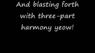 Wonderboy Tenacious D Lyrics