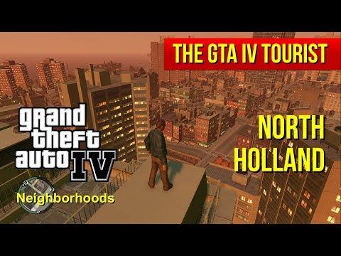 The GTA IV Tourist: North Holland (Liberty City Neighborhoods)