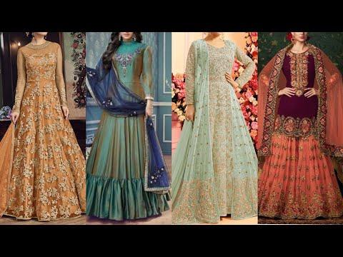 100+ Formal Wedding Wear Dress Collection 2019. http://bit.ly/2HDu3dS