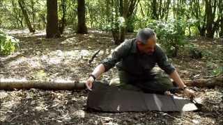 Bushcraft: Budget Bushcraft, Army Surplus vol 3. Inflatable Sleep Mat.