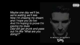Witt Lowry - Kindest Regards (Prod. Dan Haynes) (Lyrics)