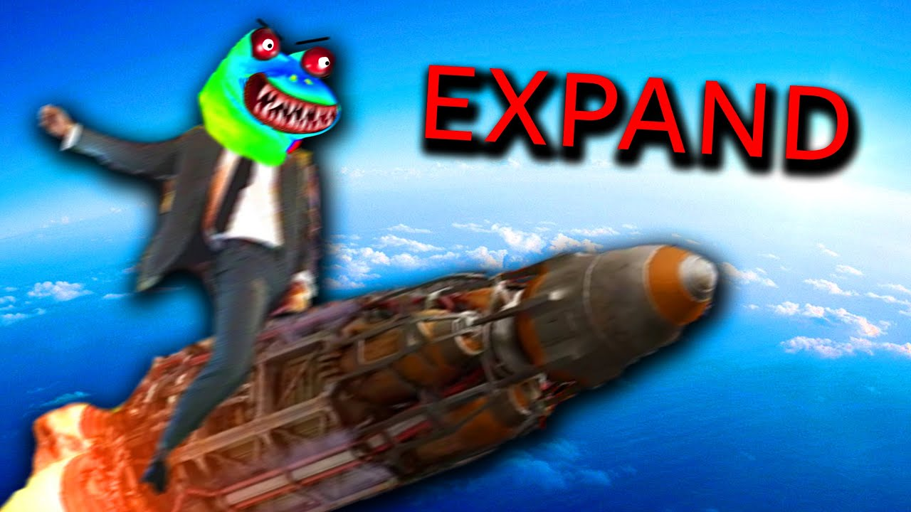 Download E X P A N D I N G to Space in Factorio