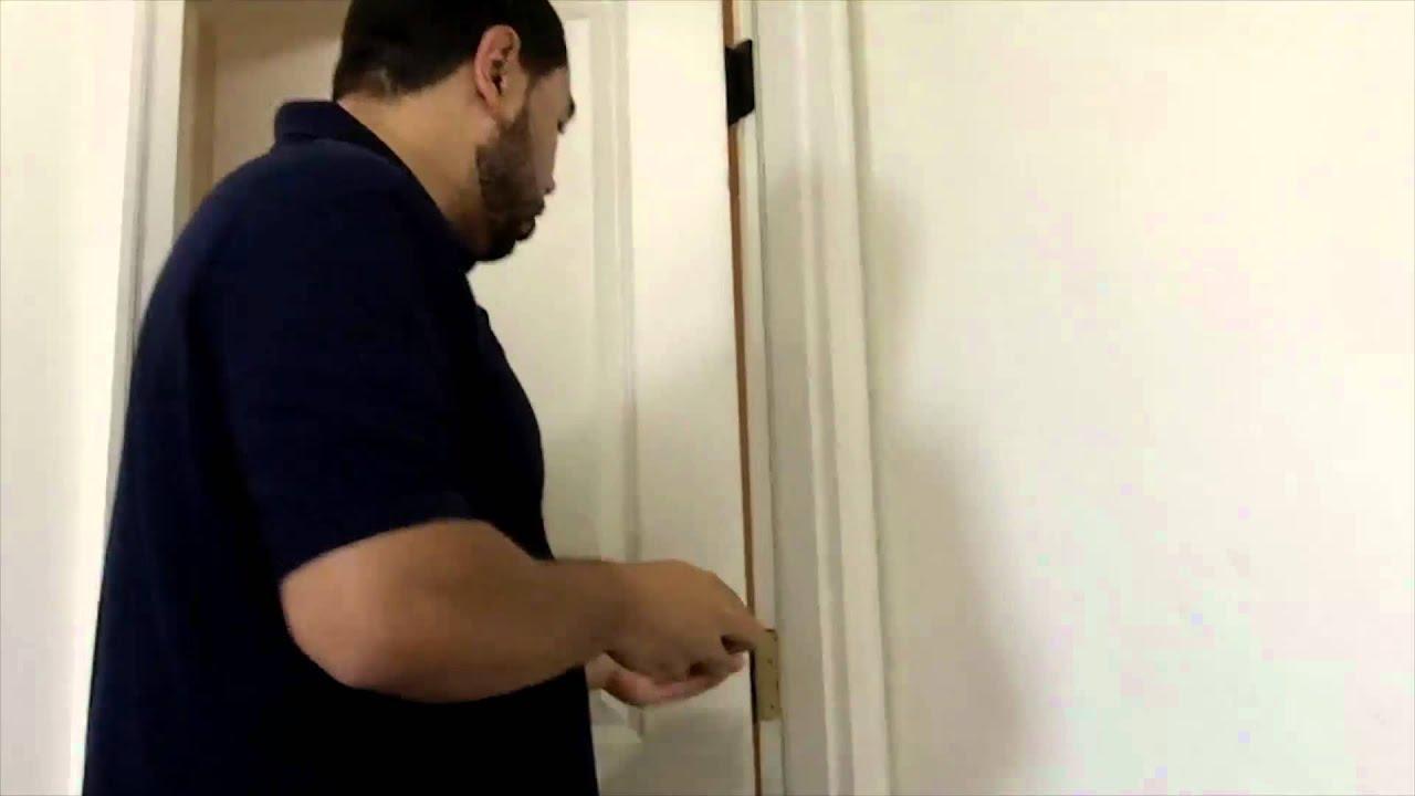 Fixing Stripped Door Hinges & Fixing Stripped Door Hinges - YouTube Pezcame.Com