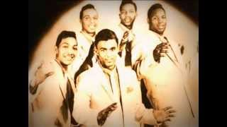 """THE DELLS - """"OH WHAT A NITE""""  (1956)"""