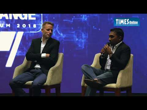 Mahela's Q and A session
