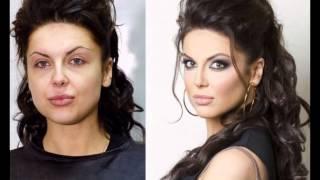 слева обычные девушки, справа – актрисы Голливуда. Не поверишь, но это один и тот же человек!