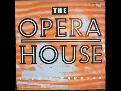 Jack E Makossa - The Opera House Original 12 inch Version 1987