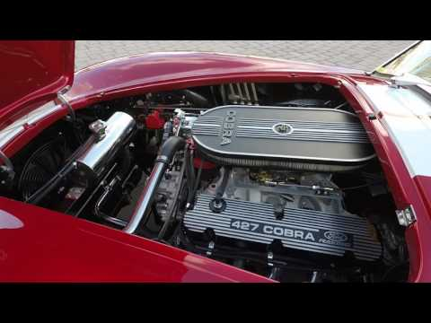 BackDraft Racing 427 Shelby Replica Review, Test Drive, Walk Around