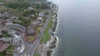 Video Aerial view of Kirn, Dunoon download MP3, 3GP, MP4, WEBM, AVI, FLV Juni 2018
