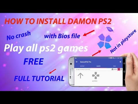 PLAY ALL PS2 Games In Android  Demon Ps2 Emulator Download No Issues  With Proof 