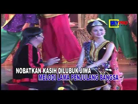 ABU BAKAR ELLAH  - KHAZANAH ORANG KITA (Official MV karaoke)