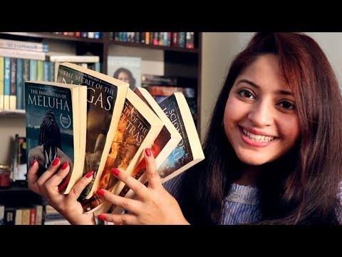 Amish Tripathi Books | Author Spotlight