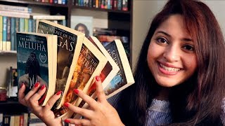 Amish Tripathi Books | Author Spotlight