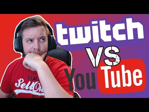 Streams are moving to TWITCH... here's why! (Twitch Vs YouTube)
