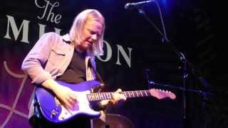Matt Schofield - Black Cat Bone - 9/28/13 The Hamilton Washington, DC