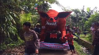 festival arak arakan kaliwedi 2017