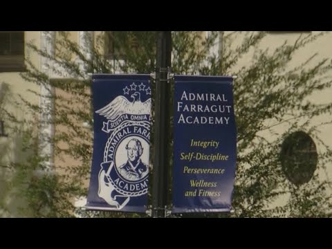 Family Sues Admiral Farragut Academy In Bullying Case