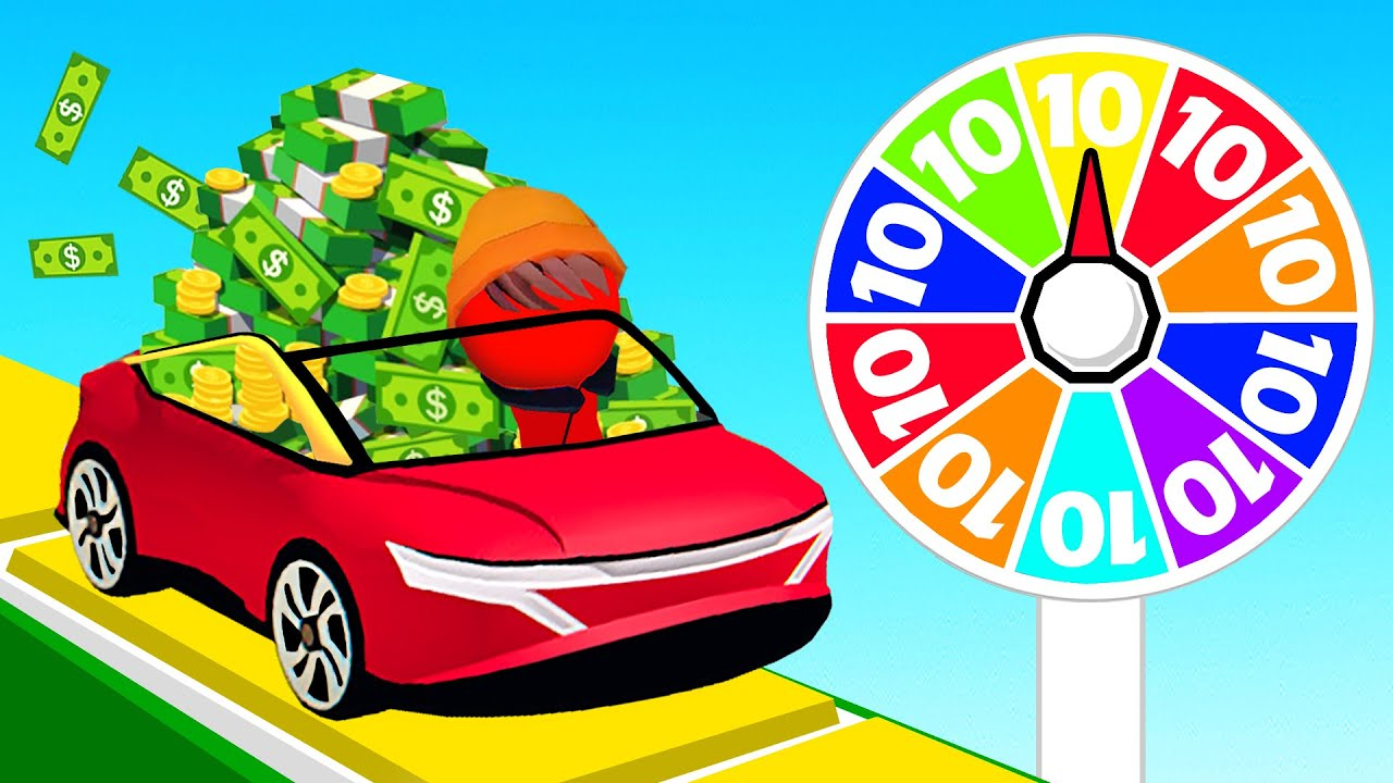 The FASTEST Way To BECOME RICH In Game Of Life!