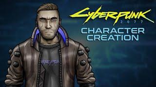 Cyberpunk Parody (Character Creation)