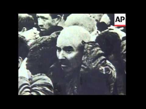 USA: 78 YEAR OLD MAN CONFESSES TO NAZI WAR CRIMES PROSECUTORS