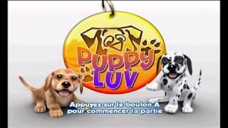 """[Wii] Introduction du jeu """"Puppy Luv : Votre Nouvel Ami"""" de Activision (2008)"""