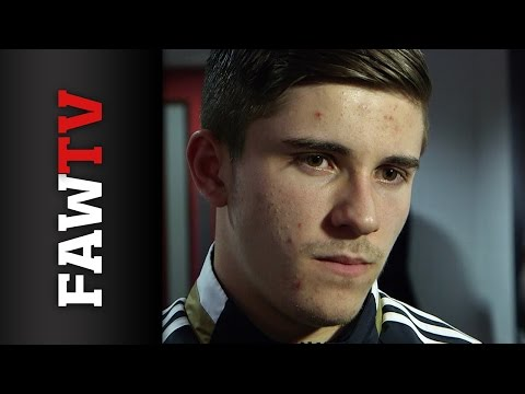 WALES U21 3-1 BULGARIA Declan John post-match reaction