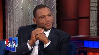 Repeat youtube video Anthony Anderson Explains Black vs. Black-ish