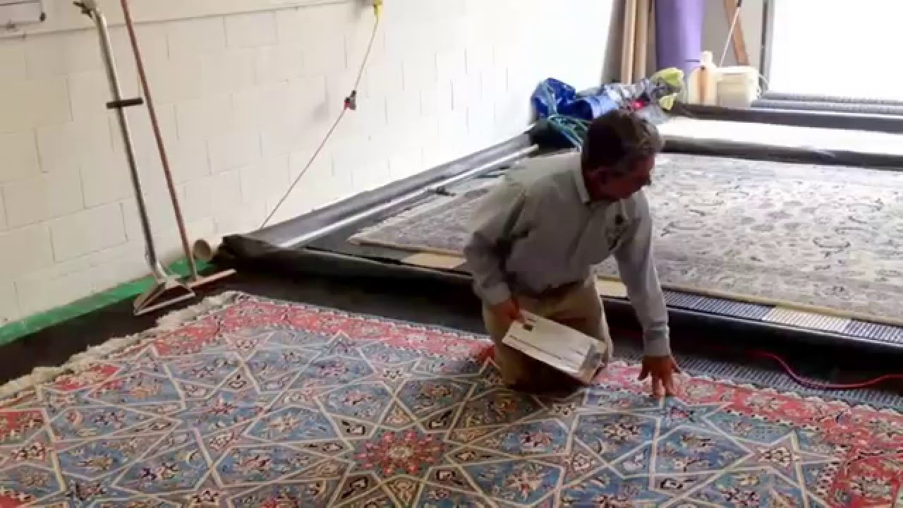 Oriental Persian Rug Cleaning