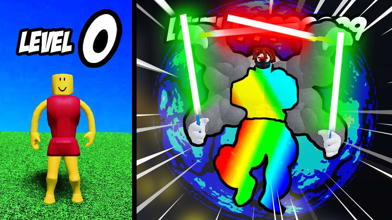 Turning Into A Boss In Roblox Youtube Defeating Max Level Noob Boss In Roblox Noob Simulator Youtube