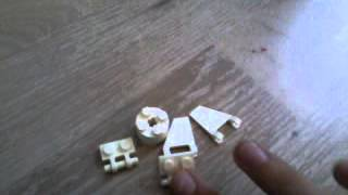 How to make a easy helios bakugan in lego
