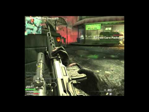 Sniping Reform: It Just Isn't Sniping (MW3 Gameplay/commentary)